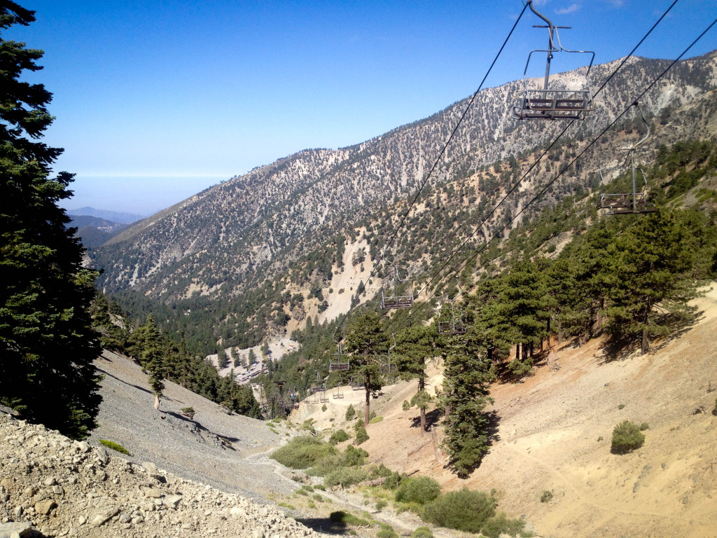 mount baldy ski lifts