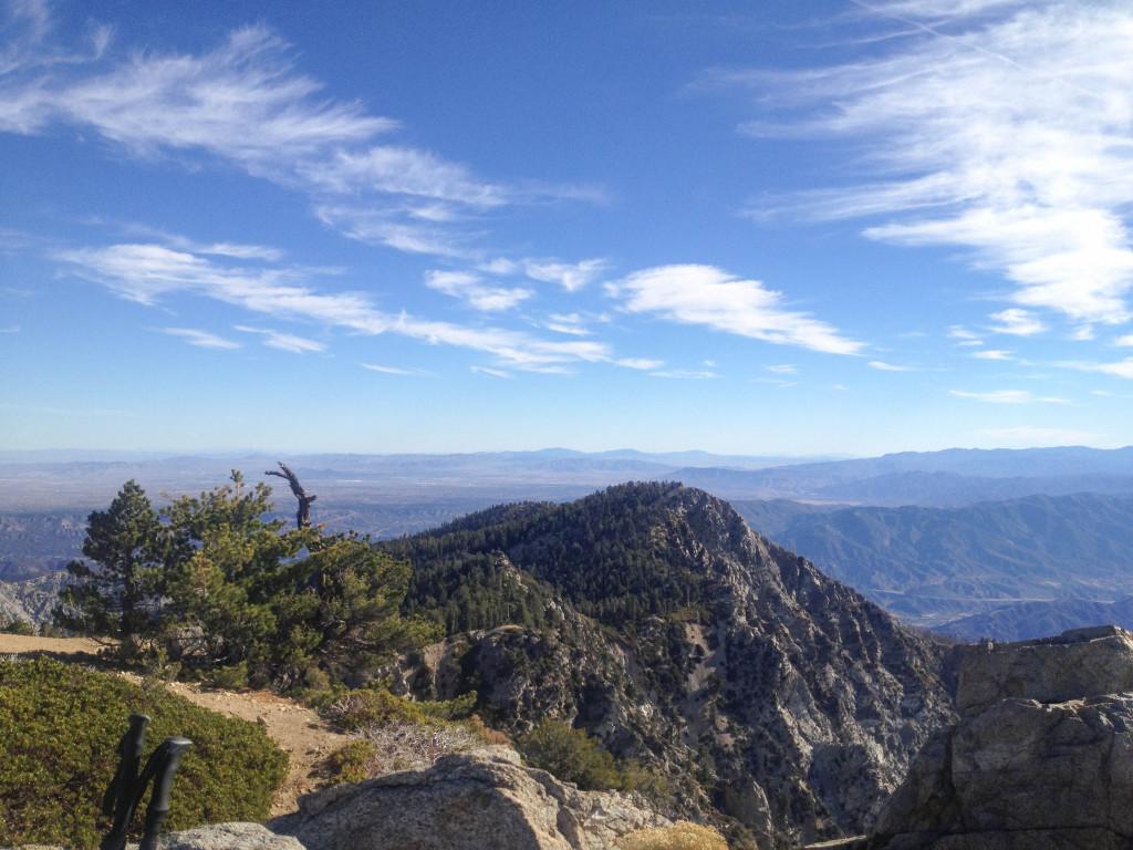 cucamonga peak summit