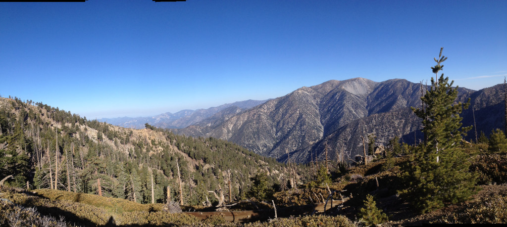 ontario peak hike