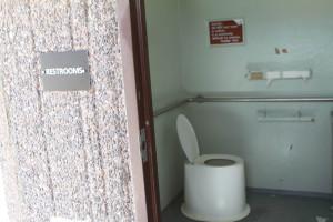 bathroom indian cove joshua tree