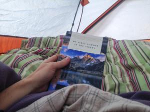 my first summer in the sierra john muir